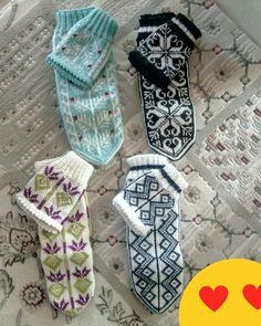 Fair Isle Knitting, Knit Mittens, Eminem, Knit Crochet, Ganchillo, Ravelry