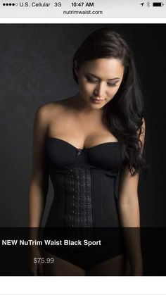 3ce00c6ea92 Get your  WaistTrainer today at nutrimwaist.com and use promo code 0852 for  10