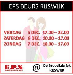 EPS beurs Rijswijk -- Rijswijk -- 05/12-07/12