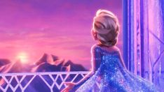 Here I stand in the light of day! Let the storm rage oooonnnnnn, The cold never bothered me anyway.