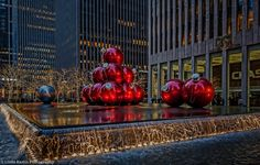 Christmas in NYC by Linda Karlin on 500px    at 30 Rock