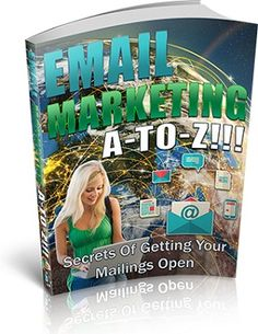 Email Marketing A To Z Private Label, Email Marketing, Ebooks