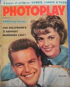 Natalie Wood - Photoplay Magazine [United States] (February 1959)