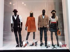 """H&M,""""CAUTION: Attack of The Little Wooden People"""", pinned by Ton van der Veer"""