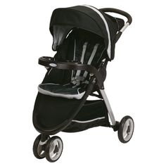 2015 Graco Fastaction Fold Sport Stroller Click Connect Stroller