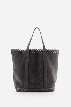 Shopping selection : Medium + suede Etoile Cabas bag with eyelets