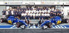 Here To Stay, Here To Race - Next year, the Sauber name will appear on the official FIA Formula One entry list for the consecutive season – an impressive feat. READ MORE! Marcus Ericsson, F 1, Formula One, Alfa Romeo, Monster Trucks, Racing, Seasons, Posts, Blog