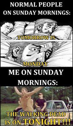 My Sundays Are Really Something