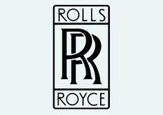 Rolls Royce logo.