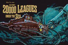 Nautilus Covers on orionpax. Jules Verne, Diorama, Lego Tv, Nautical Interior, Sea Cow, Leagues Under The Sea, Sea Crafts, Lego Models, Movie Poster Art