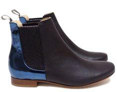 250 euros Boots VIOLA-VIOL01105N | Maurice Manufacture