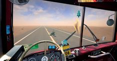 Legendarily boring 'Desert Bus' is playable in VR  ||  The hideously boring cult classic video game 'Desert Bus' is now a hideously boring VR title. https://www.engadget.com/2017/11/28/legendarily-boring-desert-bus-is-playable-in-vr/?utm_campaign=crowdfire&utm_content=crowdfire&utm_medium=social&utm_source=pinterest