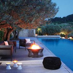 Kettal - Zigzag fire  #kettal #zigzag #fire #luxury #duinlust #summer…