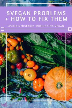 Top Vegan Problems with Easy Solutions (Guest Post) Plant Based Diet, Plant Based Recipes, Soy Products, Vegan Pancakes, Healthier You, Going Vegan, Organic Recipes, Whole Food Recipes, Meal Planning