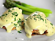 Emily introduced me to this Hollandaise recipe.  Delicious, so easy and fast to make.  We served it over Salmon Eggs Benedict.  YUMMY!