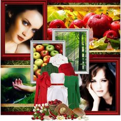 """Alexis Bledel as Snow White.""Someday, my prince will come..."" by justadreamer on Polyvore"