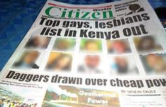 gay siti di incontri Kenya