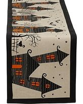 haunted house table runner - Google Search