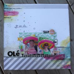 Paperie July 2014 Scrapbook kit-lori s ole