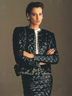 Chanel by Karl Lagerfeld : 1983--