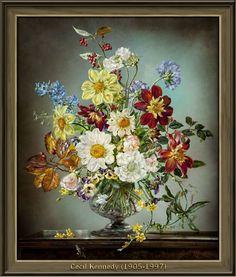 Cecil Kennedy - Flowers