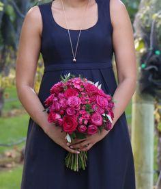 Brides And Bridesmaids, Real Weddings, Bouquet, Beautiful, Dresses, Fashion, Vestidos, Moda, Fashion Styles