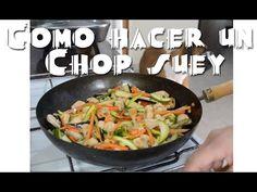 Como hacer un Chop suey - YouTube
