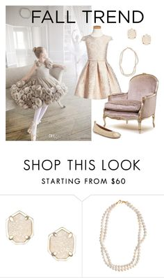 """Rosegold young Girls"" by tweeninstyle on Polyvore featuring Kendra Scott, STELLA McCARTNEY and BYRON"