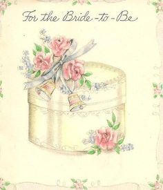hat box shower by in pastel, via Flickr