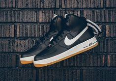 new concept dd87e a896e Nike Air Force 1 High March Madness Colorways