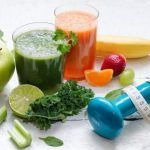 So you've heard of veggie juice… I'm willing to bet you're wondering WHY juicing vegetables is good for you in the first place! High Sodium Foods, Veggie Juice, Super Greens, Acai Berry, Proper Diet, Dessert, Food Items, Kiwi, Grapefruit