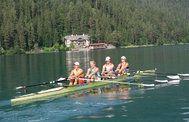 Das deutsche Ruderteam am Weißensee Multimedia, Boat, Sports, Pictures, German, Hs Sports, Dinghy, Boats, Sport