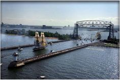 Duluth, MN - a great place to vacation. So much to do and see and so many great places to go and relax with family.