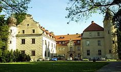 Tuczno Castle is a castle in Tuczno, Wałcz County, West Pomeranian Voivodeship, northwestern Poland, now refurbished and the site of a hotel. Between 1920 and 1927 Tuczno Castle seated the Apostolic Administration of Tütz, the regional Roman Catholic jurisdiction.