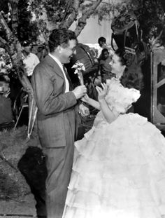 Vivien Leigh David O Selznick Candid Gone with The Wind Set 8x10 RARE Photo 2 | eBay