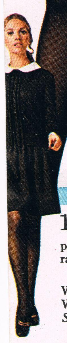 Sears catalog 1968.  Cay Sanderson.