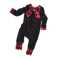Pants, shirt and jacket all in one! Make life easy and adorable with the swoop back bow romper. The perfect all in one outfit sooo comfy baby can nap in so stylish they are ready for the party! The lined softy jersey knit is breathable enough for inside and provides enough coverage to play outside. TTSHANDMADE IN THE USASEE CARE INSTRUCTIONS FOR DETAILS