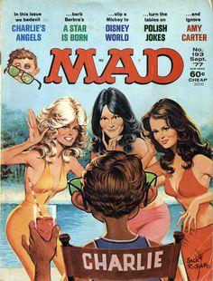 mad magazine 1977 -
