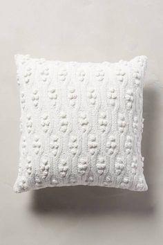 Fisherman's Cableknit Pillow
