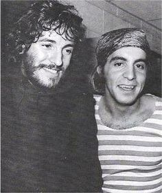 Springsteen and Stevie, blood brothers against the wind. The Boss Bruce, Be The Boss, Music Icon, My Music, Elvis Presley, Muse, Bruce Springsteen The Boss, Blood Brothers, E Street Band