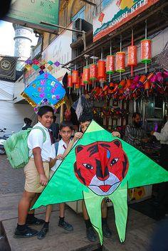Makar Sankranti Kite Flying Festival Mumbai