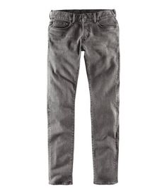 Style: Game Time - HM - Slim Low Jeans - $39.95 (Read more here: http://guys.substancemag.com/style-game-time/) #gametime #fashionfriday #mensstyle