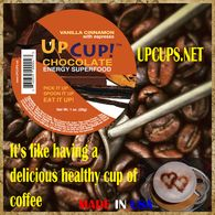 UpCup Coffee Lover - Cacao of the now
