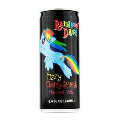 My Little Pony Rainbow Dash Drink