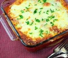 Easy Eggplant Parmesan. This is the recipe I've been using the past few months whenever I make this for my family.