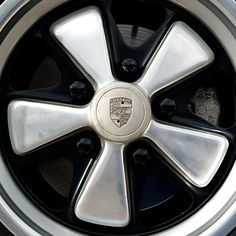 Porsche Fuchs...Best alloy wheels ever...