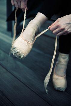 schoenen. ✯ Ballet beautie, sur les pointes ! ✯