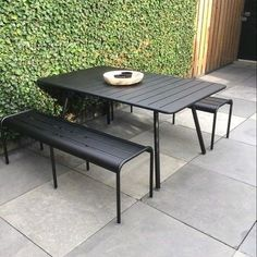 Contemporary Outdoor Furniture, Outdoor Tables, Outdoor Decor, French Brands, Picnic Table, Designer Collection, Inspiration, Home Decor, Biblical Inspiration