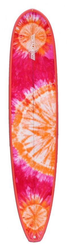 Tie dye surfboards!