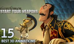 15 Best 3D Short Films and Inspiring 3D Animations for your inspiration. Read full article: http://webneel.com/webneel/blog/15-best-3d-animations-short-films-and-motion-graphics-videos | more http://webneel.com/animation | Follow us www.pinterest.com/webneel
